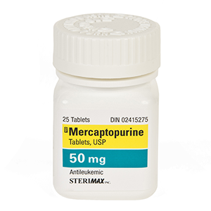 mercaptopurine