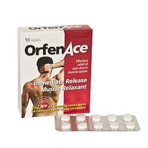 orfenace-blister-packs