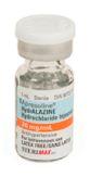 Hydralazine Bottle